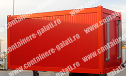 container dormitor second hand Salaj